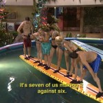 Alliances form on Big Brother