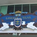 Derrick's cruise ship, Liberty of the Seas