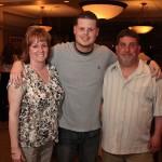 Derrick Levasseur and family