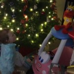 Derrick Levasseur's daughter Tenley on Christmas - 01