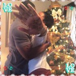 Howard Overby celebrates Christmas & his engagement