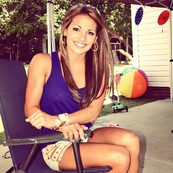 Caleb Reynold's new girlfriend, Ashley Jay – 03