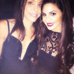 Victoria Rafaeli celebrates New Year's