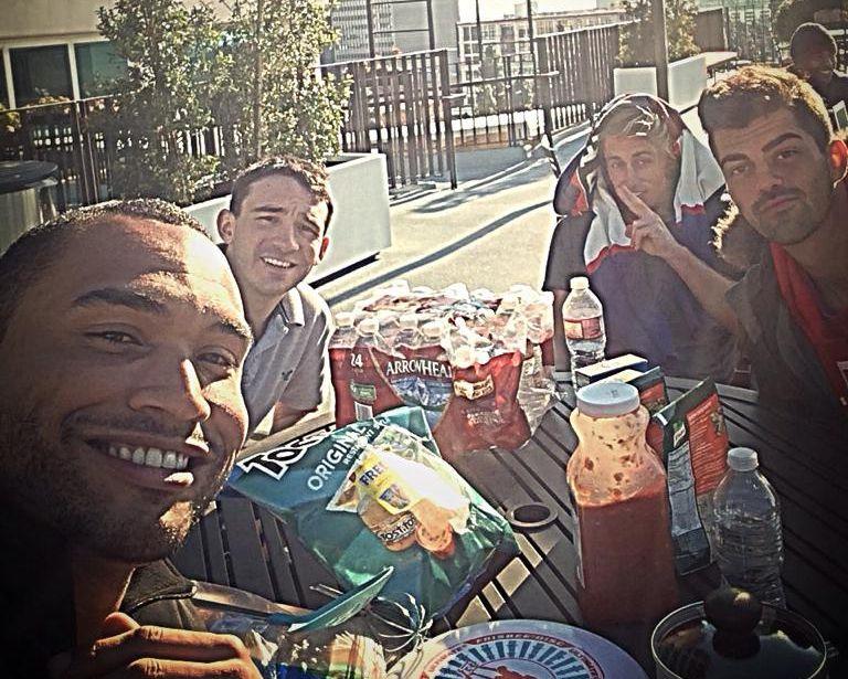 Devin, Ian, David, & Alec