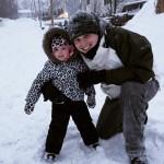 Derrick & daughter Tenley