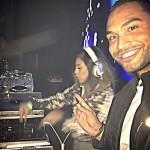 Pao teaching Devin to DJ