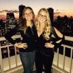 Christine & Nicole in NYC