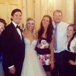 Big Brother Houseguests at wedding - Source: @GinaMarieZ