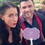 Liza Stinton with Jeremy McGuire - Source: Instagram