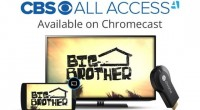 CBS All Access on Chromecast