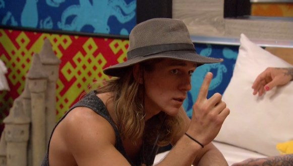 Jace is counting his votes to stay on Big Brother - Source: CBS All Access