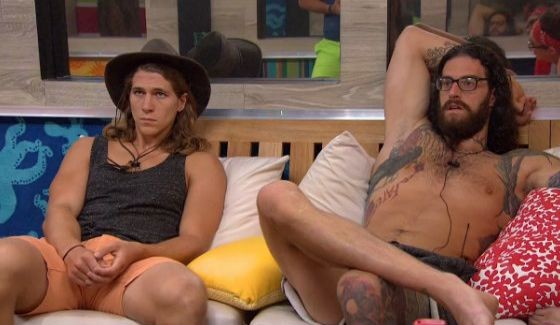 Jace & Austin caught in the Big Brother chaos