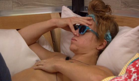 Jace has reason to be worried on Big Brother 17