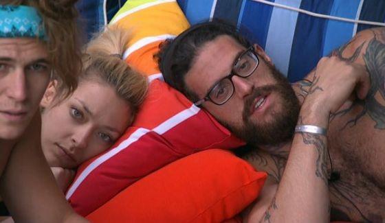Jace, Julia, & Austin on Big Brother