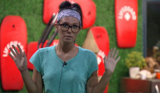Audrey is just a bystander on Big Brother 17