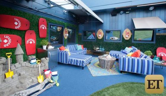 Big Brother 17 House revealed - Source: ET/CBS