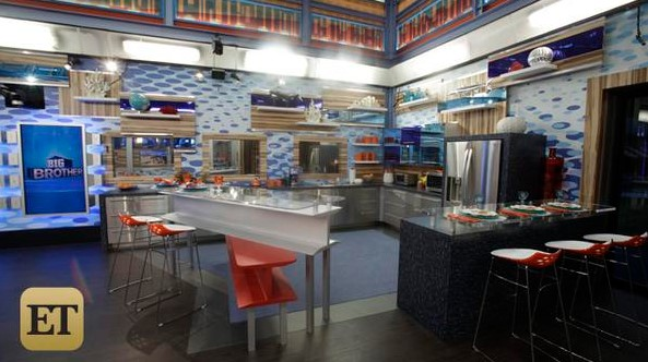 Big Brother 17 House – Kitchen