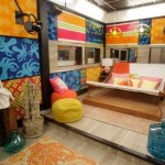 Big Brother 17 House - Lounge room