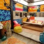 Big Brother 17 House - Lounge room