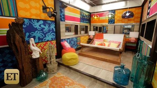 Big Brother 17 House – Lounge room
