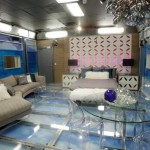 Big Brother 17 House - HoH room