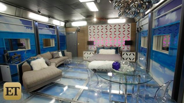 Big Brother 17 House – HoH room