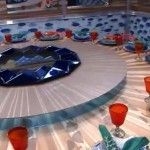 Big Brother 17 House - Dining room