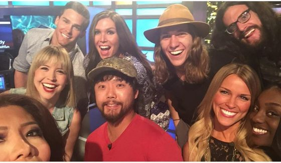 Big Brother 17 Premiere Night - Group 1