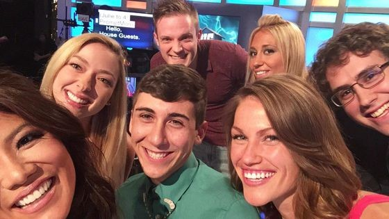 Big Brother 17 - Premiere Part 2 Houseguests