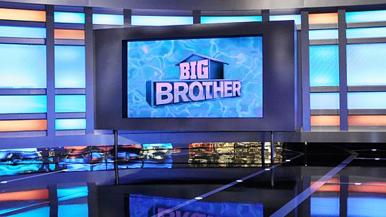 Big Brother stage awaits the next show