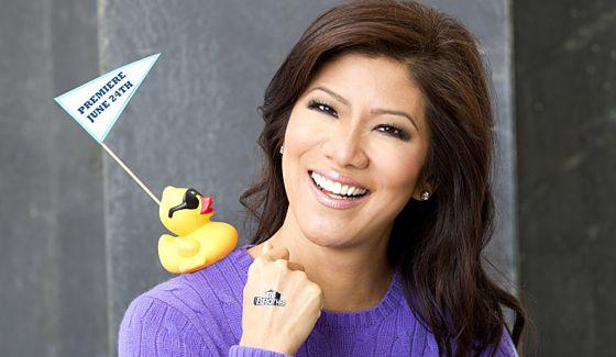 Julie Chen hosts Big Brother 17 premiere