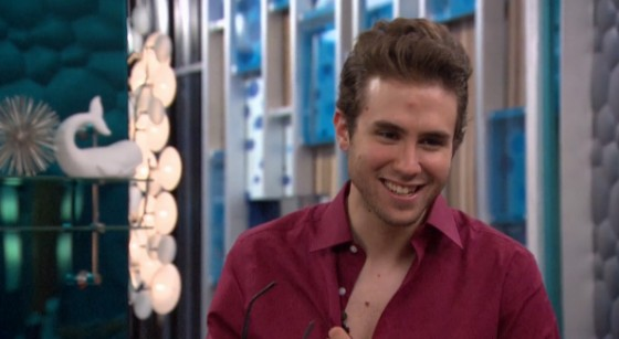Steve transforms into Stefan for the BB prom - Source: All Access