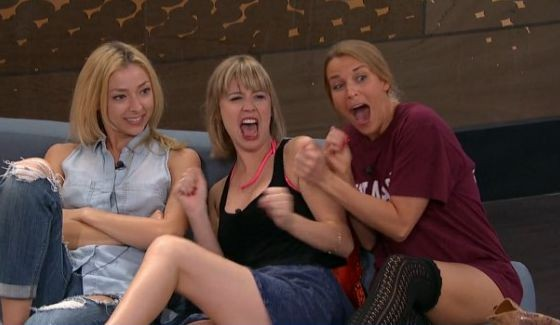 Houseguests react to Big Brother Truth or Dare