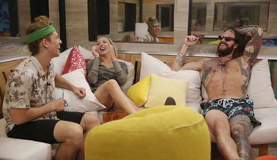 Misfits alliance about to be broken up on Big Brother 17