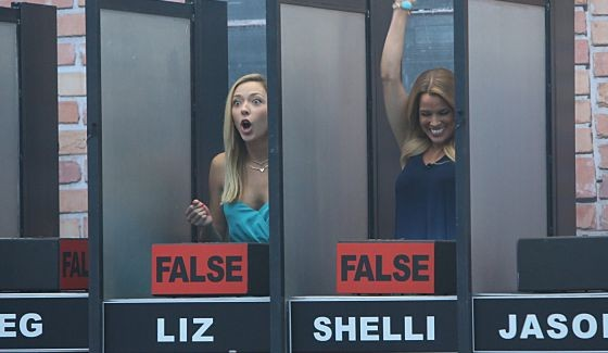 Liz Nolan & Shelli Poole win Head of Household