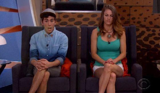 Big Brother 17 - Week 5 Nominees Jason & Becky