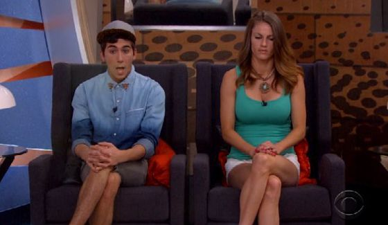 Big Brother 17 - Week 5 Nominees Jason & Becky