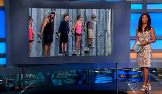 Julie Chen hosts Big Brother endurance competition