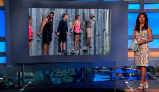 Julie Chen hosts Big Brother endurance competition
