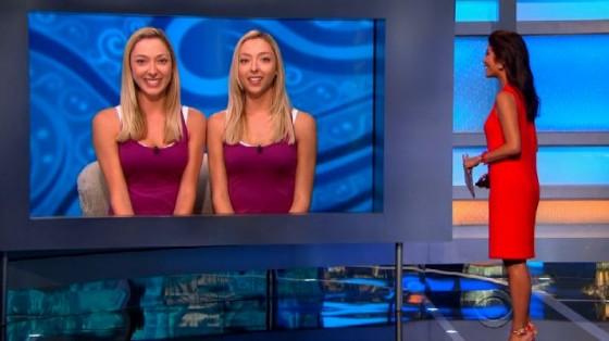 Julia & Liz Nolan on BB17
