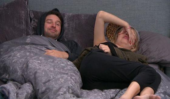 Jeff Weldon & Meg Maley on Big Brother Feeds