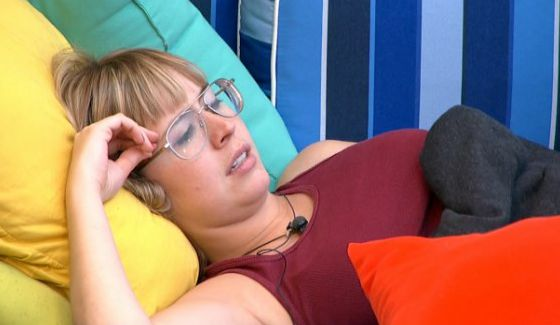 Meg Maley awaits the HoH's decision