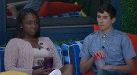 Da'Vonne Rogers & Jason Roy on Big Brother Feeds