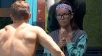 Clay Honeycutt and Audrey Middleton on Big Brother