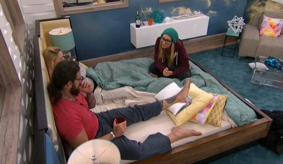 Big Brother 17 HoHs Vanessa & Austin