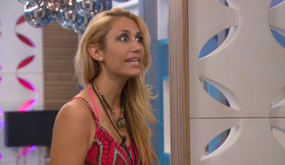 Vanessa Rousso on Big Brother 17