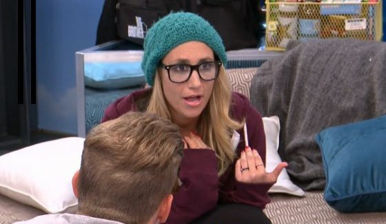 Vanessa Rousso runs through her Big Brother plans
