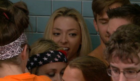 Big Brother Takeover sends Houseguests to the shower