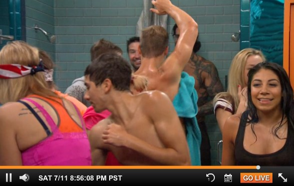 Big Brother Takeover: Gronk Parties Keep Houseguests Up All Night ...