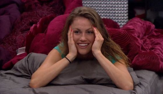 Becky Burgess is having fun on Big Brother 17